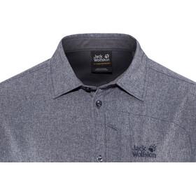 Jack Wolfskin Barrel Shirt Men night blue